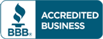 Entreprise agréée par le BBB (Better Business Bureau)