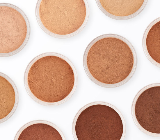 TOUCH MINERAL LOOSE POWDER FOUNDATION
