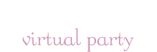 Younique virtual party logo