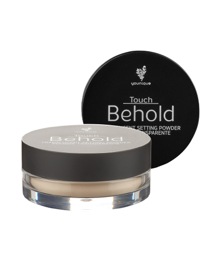 TOUCH BEHOLD® translucent setting powder