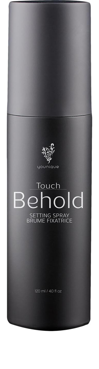 TOUCH BEHOLD® setting spray