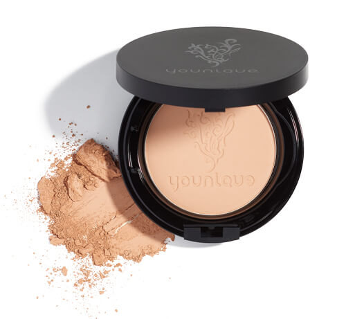 YOUNIQUE TOUCH pressed powder foundation