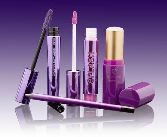Powerful in purple
