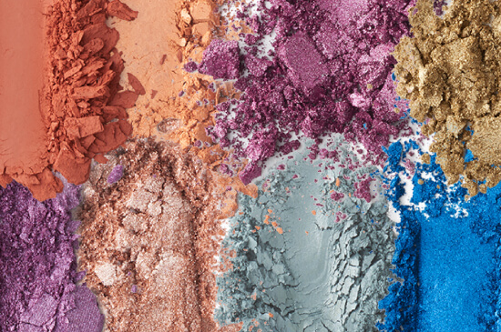 New MOODSTRUCK® pressed shadow colors
