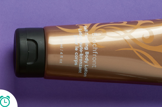 LAST CHANCE — Self-Tanning Body Lotion