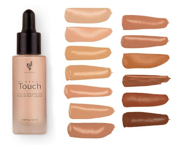 Touch Liquid Foundation