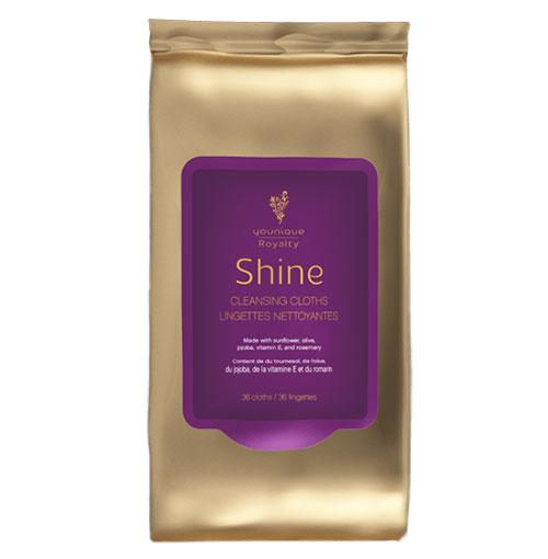 SHINE CLEANSING CLOTHS