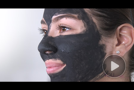 Tutorial: Younique Royalty Detoxifying Mask