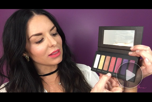 Quick Look at Moodstruck Addiction Shadow Palettes 4 & 5